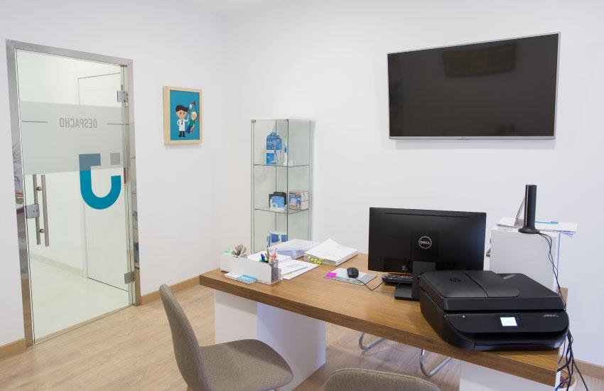 Clínica dental Verín - Despacho