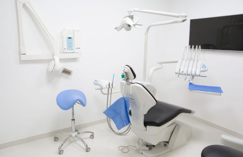 Clínica dental Verín - Gabinete 1