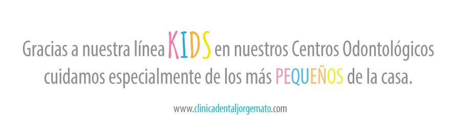 Odontopediatria Clínica dental Jorge Mato Verín Salamanca La Alberca Kids 3