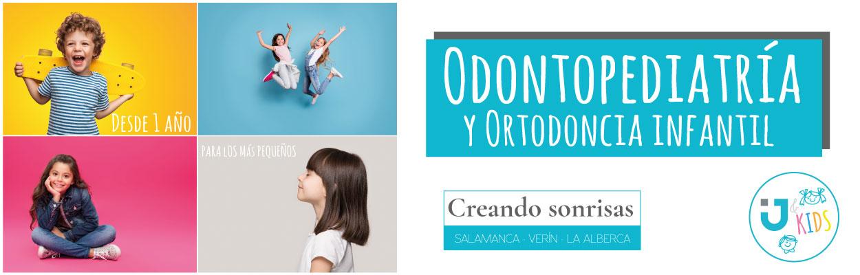Odontopediatria Clínica dental Jorge Mato Verín Salamanca La Alberca Kids 4